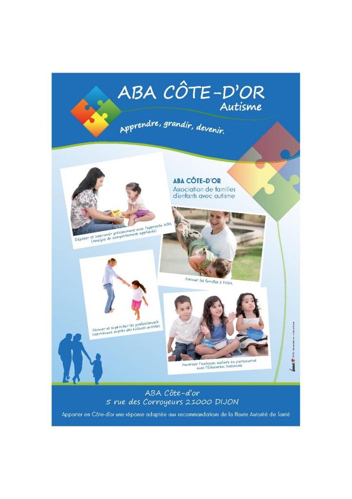 ABA Côte-d'Or, autisme et ABA